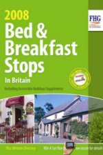 Bed and Breakfast Stops 2008