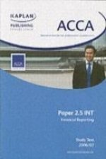 Acca Paper 2.5 Int Financial Reporting
