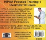 HIPAA Focused Training