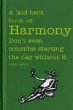 Laid-back Book of Harmony