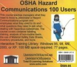 OSHA Hazard Communications, 100 Users