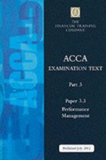 Acca Part 3: Paper 3.3 - Performance Management