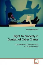 Right to Property in Context of Cyber Crimes