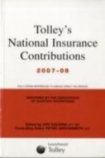 TOLLEY'S NATIONAL INSURANCE 2007-08
