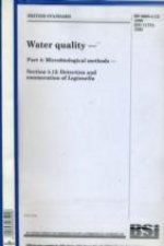 WATER QUALITY  BS6068 PT 4.12