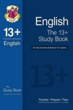 13+ English Study Book for the Common Entrance Exams (with Online Edition)