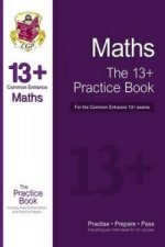 13+ Maths Study Book for the Common Entrance Exams (with Online Edition)