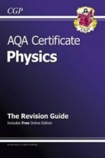 AQA Certificate Physics Revision Guide (with Online Edition)