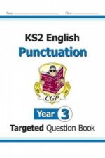 KS2 English Targeted Question Book: Punctuation - Year 3
