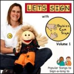 Let's Sign Songs for Children Audio CD
