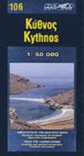 Map of Kythnos