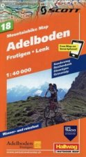 Adelboden Bike Map