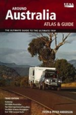 Around Australia Atlas and Guide Hema