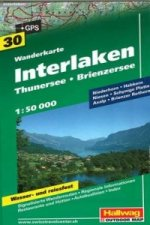 Interlaken Thunersee & Brienzersee
