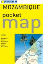 Mozambique Pocket Map