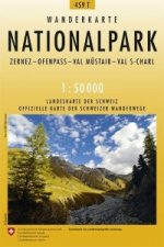 Zernez-Ofenpass-Val Mustair-Val S-Charl Nationalpark