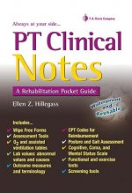 PT CLINICAL NOTES SP