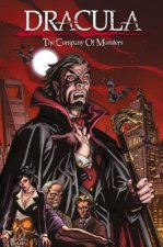 DRACULA COMPANY OF MONSTERS TP VOL 01