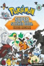 Pokemon Super Sticker Book