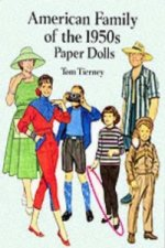 American Family of the 1950s Paper Dolls in Full Colour