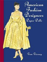 American Fashion Designers Paper Doll