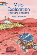 Mars Exploration Coloring Book