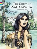 Story of Sacajawea Colouring Book