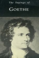 Sayings of Goethe