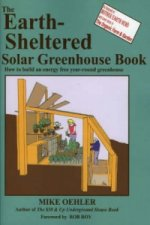 Earth-sheltered Solar Greenhouse Book