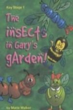 Insects in Gary's Garden