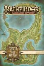Pathfinder Campaign Setting: The Serpent's Skull Poster Map Folio