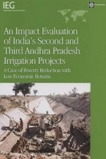Impact Evaluation of India's Second and Third Andhra Pradesh Irrigation Projects