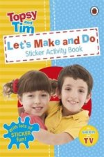 Let's Make and Do: A Ladybird Topsy and Tim Sticker Activity Book