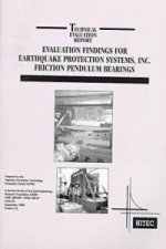 Evaluation Findings for Earthquake Protection Systems Inc. Friction Pendulum Bearings