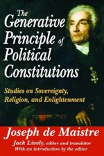 Generative Principle of Political Constitutions