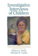 Investigative Interviews of Children
