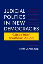Judicial Politics in New Democracies