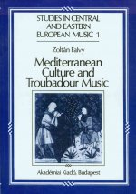 Mediterranean Culture and Troubadour Music
