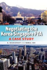 Negotiating the Korea-Singapore FTA