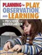 Planning for Play, Observation and Learning in Preschool and Kindergarten