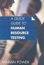 Quick Guide to Human Resource Testing