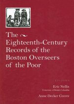 Records of the Boston Overseers of the Poor, 1735-95