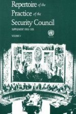 Repertoire of the Practice of the Security Council 1993-1995