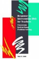 Response to Intervention for Teachers
