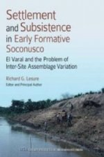 Settlement and Subsistence in Early Formative Soconusco