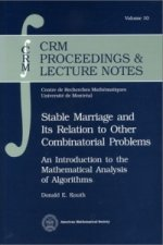 Stable Marriage and Its Relation to Other Combinatorial Problems