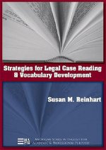 Strategies for Legal Case Reading and Vocabulary Development