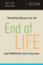 Teaching Resources for End-of-Life and Palliative Care Courses