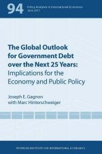 Global Outlook for Government Debt Over the Next 25 Years