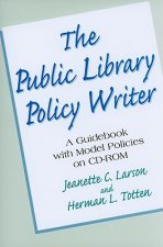 Public Library Policy Writer
